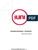 IUNI - Manual Toolbar