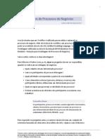 [6320 - 16024]Modelagem de Processos de Negocios