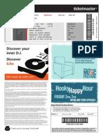 Sample Ticket Fast Ticket 11