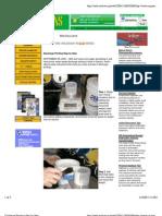 Discharge Printing Step by Step