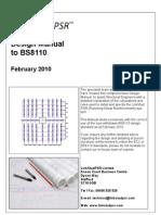 Design as Per BS 8110