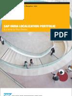 SAP India Localization