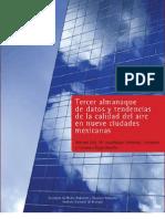 Almanaque Calidad Del Aire 2007