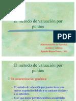 Pp-Valuacion Por Puntos