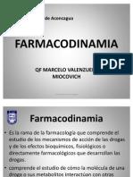 CLASE 3 FARMACODINAMIA