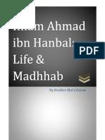 Imam Ahmad Ibn Hanbal