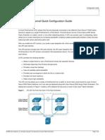 Virtual Port Channel Quick Configuration Guide