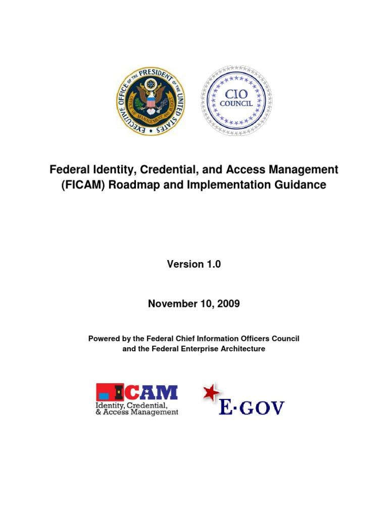 Ficam Roadmap Implementation Guidance Seguridad Y Privacidad En