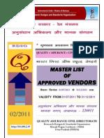 vendor_directory 01-07-2011-31-12-2011