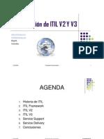 Microsoft Power Point - Itil v3 Presentacion