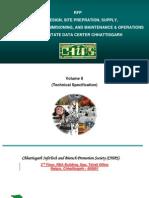 Rfp Vol II for Cgsdc