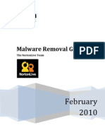 Malware Removal Guide