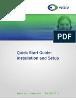 Velaro Quick Start Guide