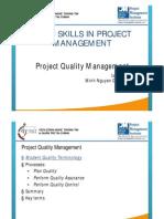 1.Quality Management HPM