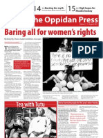 The Oppidan Press Edition 7 2011