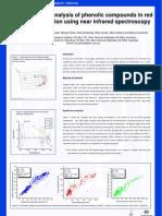 Measuring Phenolics in Red Wine Fermentation Using NIR