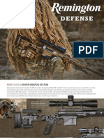 2011 Remington Defense Catalog