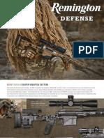 2011 Remington Defense Catalog