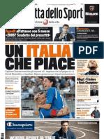 La Gazzetta Dello Sport 11.08.11