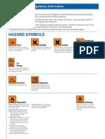 Msds Hazard Symbols