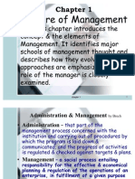 Business Administration - Chapter 1