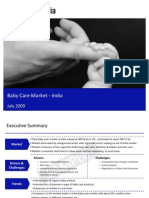 Baby Care Market India