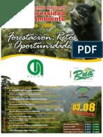 Encuentro nacional universitario de medio ambiente -  Enuma VIII