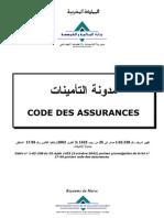 Code Marocain des Assurances