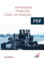 Local Governments and the Financial Crisis_English