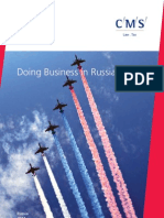 Doing Business in Russia 2011