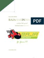 Rulebook_Virtual BAJA 2012