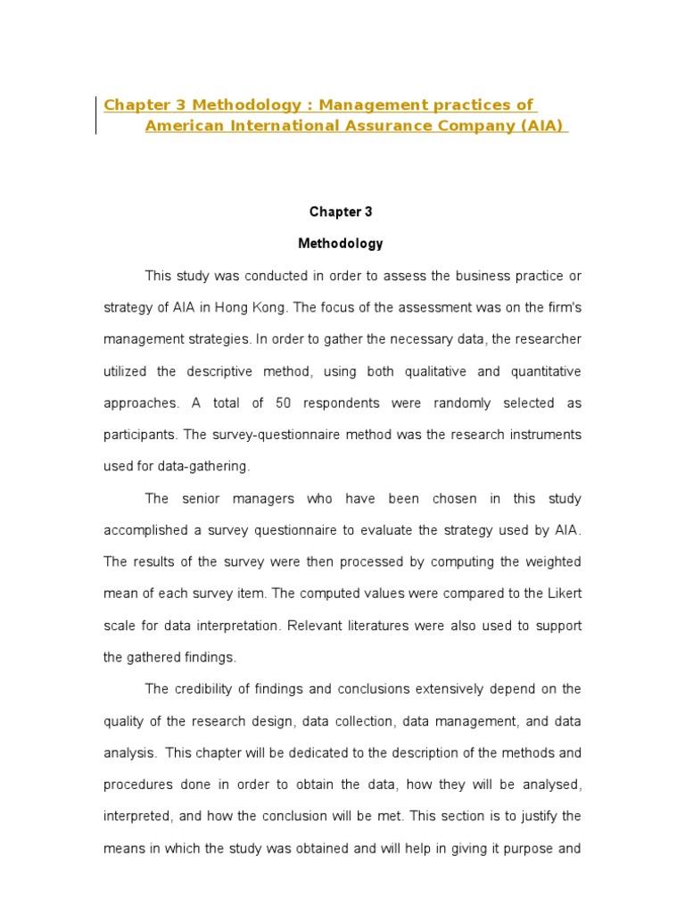 Online dissertation writing chapter 3