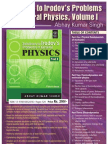 Solutions to Irodov Problem in Physics Vol 1
