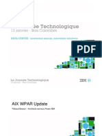 AIX7 WPARs Thibaud Besson