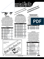 Pushrod Accessories & Rev Kits