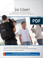 LiveU Product-Line Brochure (Feb 2011)