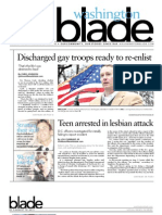 washingtonblade.com - volume 42, issue 32 - august 12, 2011