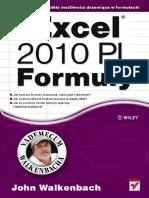 Excel 2010 PL. Formuły