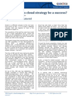 Will Oracle's cloud strategy be a success?