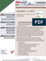 OpenOffice 1.1.x UX.PL