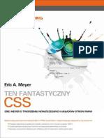 Podręcznik CSS. Eric Meyer o tworzeniu nowoczesnych układów stron WWW. Smashing Magazine