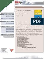 Szkoła systemu Linux