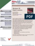 Windows XP. Rejestr systemu