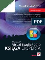 Microsoft Visual Studio 2010. Księga eksperta