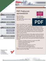 PHP. Praktyczne wprowadzenie