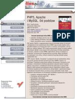 PHP5, Apache i MySQL. Od podstaw