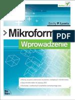 Mikroformaty. Wprowadzenie