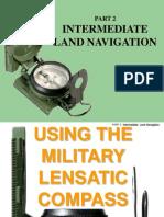 Land Navigation Part 2