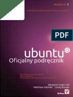 Ubuntu. Oficjalny podręcznik. Wydanie V
