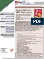 Microsoft SQL Server 2000. Księga eksperta